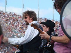 That's right, Brooks & Dunn would play my inauguration.  You know you're jealous!